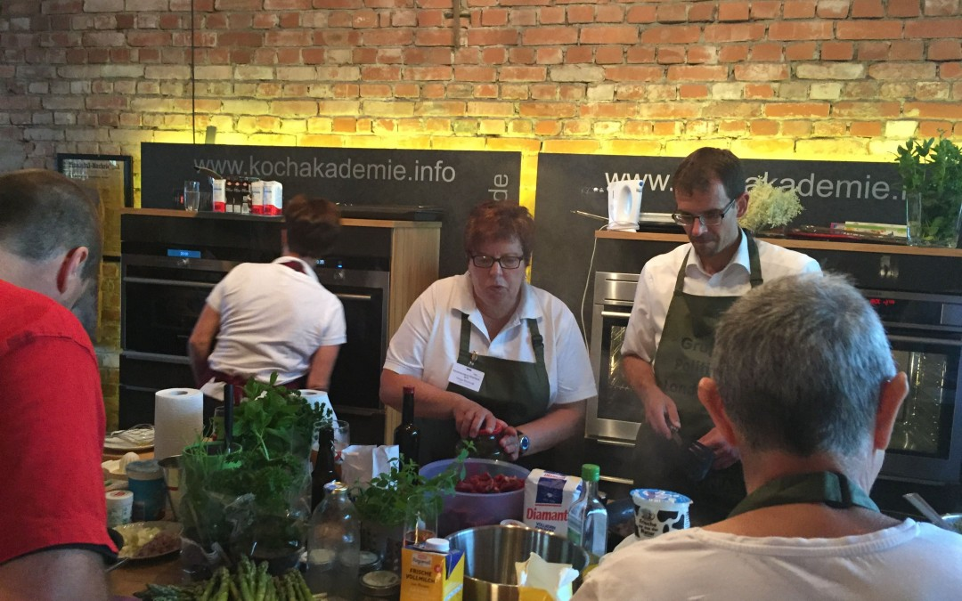 Kulinarische Gesamtkunstwerke – Küchenschlacht-Regional
