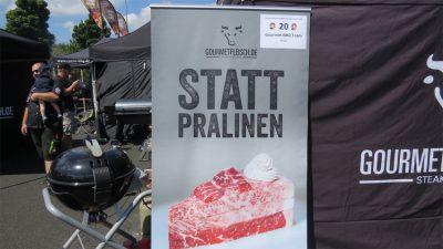 Deutsche Grill-Meisterschaft in Fulda